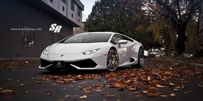 Lamborghini Huracan в доработке от SR Auto Group