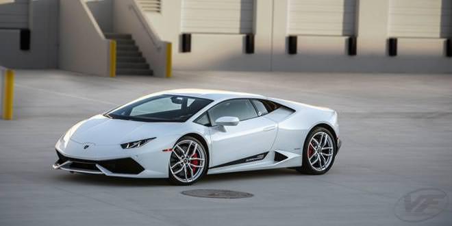 VF Engineering подготовила технический апгрейд для Lamborghini Huracan