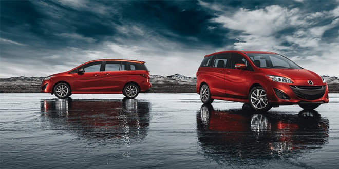 Минивэн Mazda5 остался без преемника