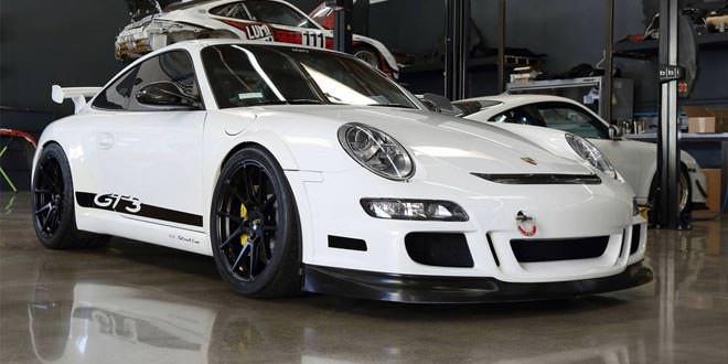 Porsche 911 GT3 Project Bull Dog от BBi Autosport