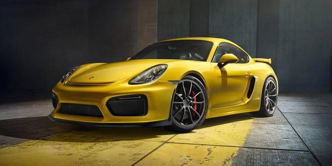 Porsche Cayman GT4 Clubsport оценили в 165 000 долл.