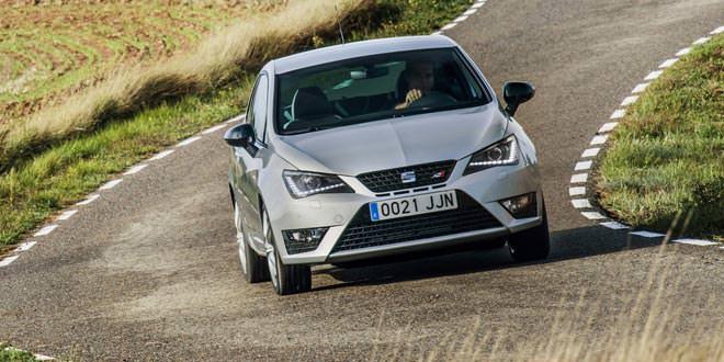 Анонсированы цены на рестайлинговый SEAT Ibiza Cupra