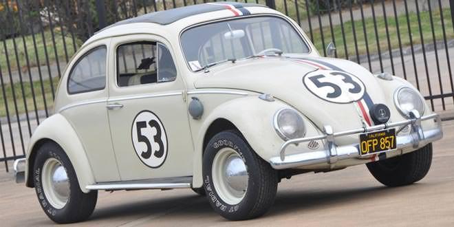 «Одушевленный» VW Beetle ушел с аукциона за 86 250 долл.