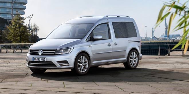 Volkswagen Caddy получил в России самую доступную версию
