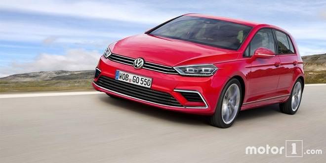 Новый Volkswagen Golf ждёт сокращение числа модификаций