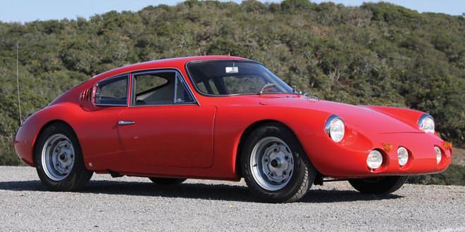 На аукционе RM Sotheby's продадут раритетный APAL — Porsche 1600 GT Coupe