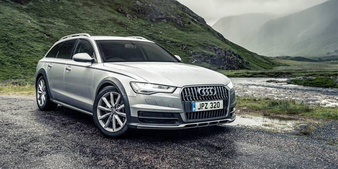 В Британии представлена Audi A6 allroad quattro Sport