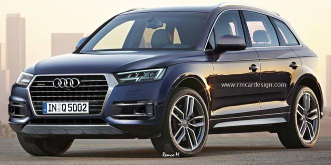 Audi RS Q5 нового поколения получит 400-сильный двигатель