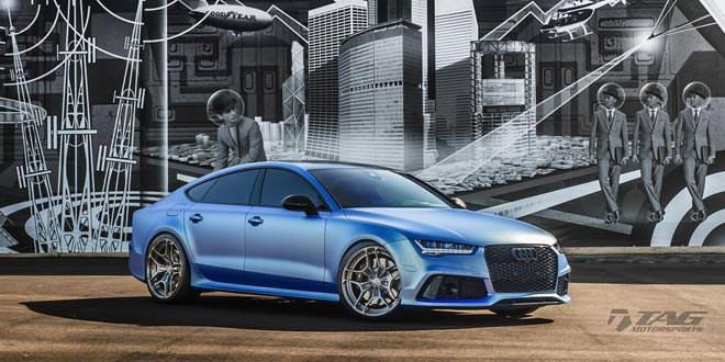 В TAG Motorsports поработали над рестайлинговой Audi RS7