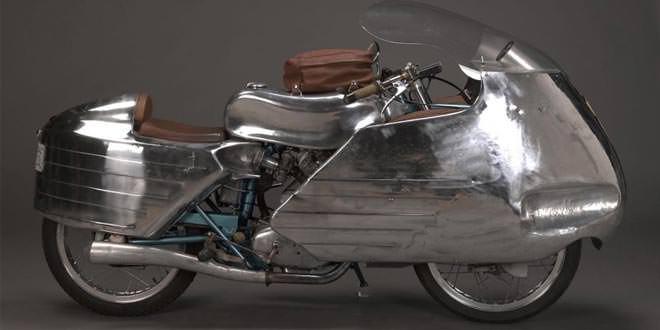 На аукционе в Лас-Вегасе продадут Ducati Dustbin Special 1959 года