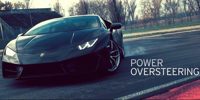 У заднеприводного Lamborghini Huracan появился промо-ролик