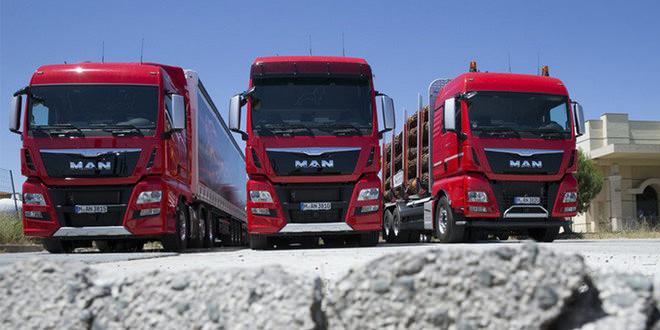 Эксперты TUV признали грузовики MAN самыми надежными