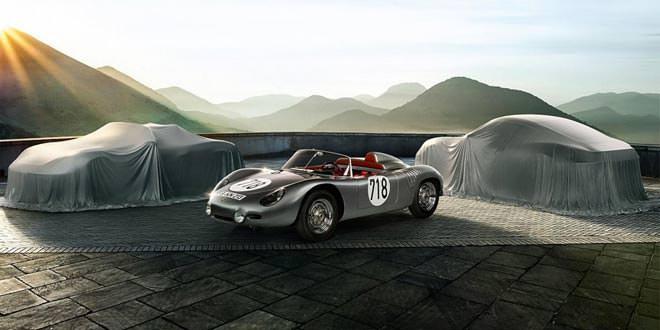 Porsche покажет новые Boxster и Cayman в начале 2016 года