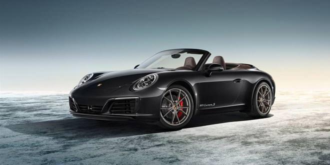 Официально представлены разные версии Porsche 991 Exclusive