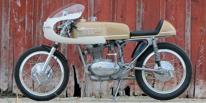Кастом Ducati Monza Super от Union Motorcycle Classics