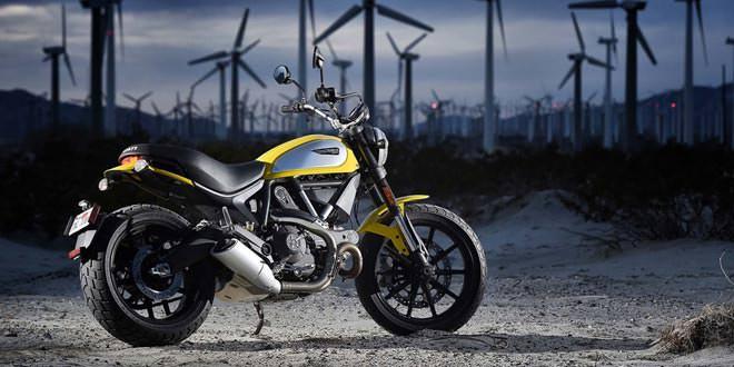 Продажи Ducati за 2015 год составили 54 800 мотоциклов