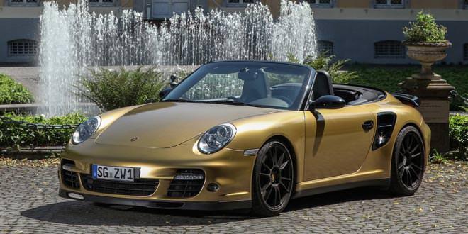 Porsche 911 Turbo прокачали до 800 л.с.