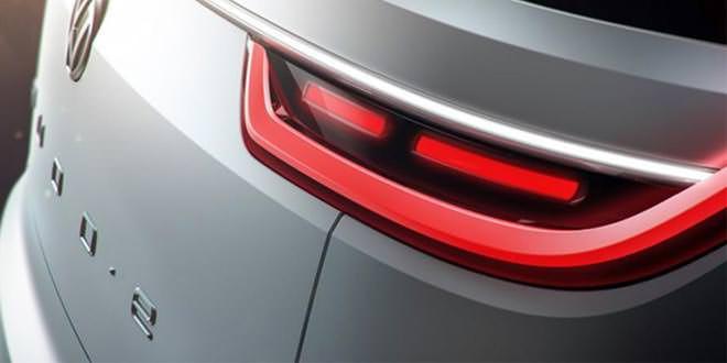 Третий тизер нового концепта Volkswagen