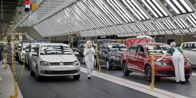 Продажи VW Group за 2015 год составили 9,93 млн авто