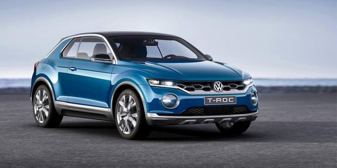 Volkswagen готовит конкурента для Nissan Juke