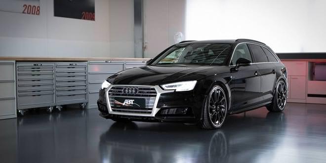 Официально: Audi AS4 от ABT Sportsline