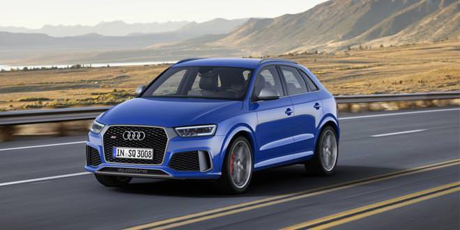Второе поколение Audi Q3 выпустят в 2018 году