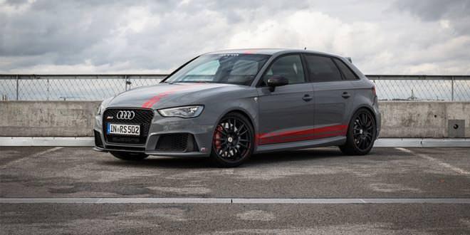 MTM прокачал Audi RS3 до 502-сил