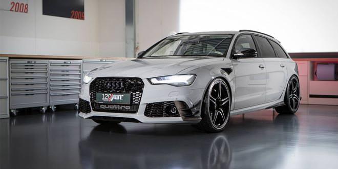 Ателье ABT Sportsline подготовило юбилейную Audi RS6