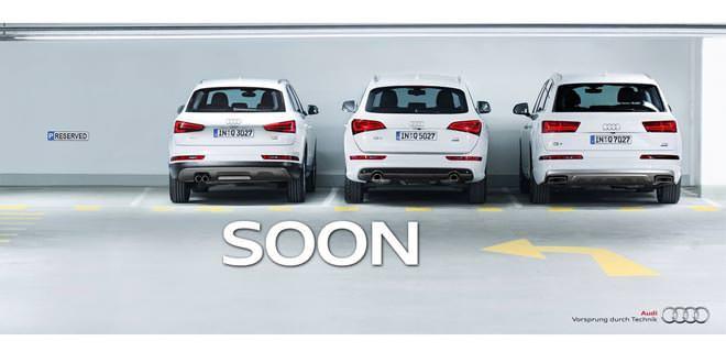 Audi намекнула на новую модель в семействе Q