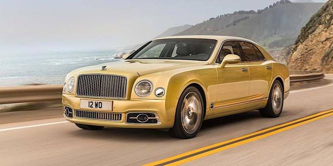 Bentley Mulsanne пережил долгожданный рестайлинг