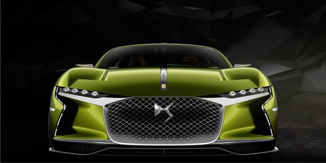Премиальный бренд Citroen подготовил электрический концепт E-Tense