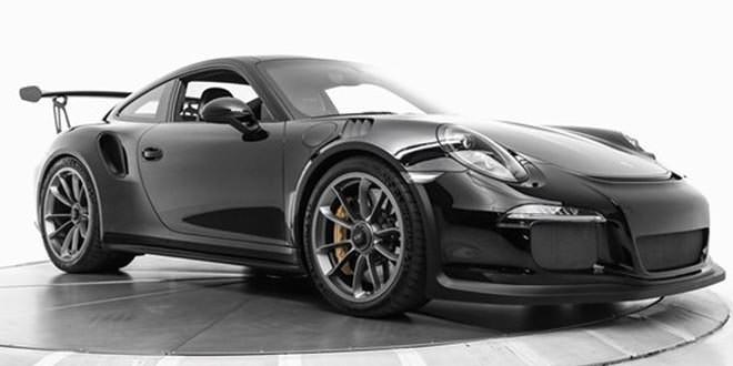 Porsche 911 GT3 RS от Porsche Exclusive оценили в 375 999 долл.