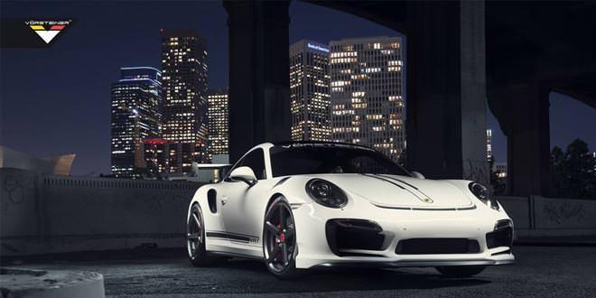 Porsche 911 Turbo V-RT Edition от Vorsteiner
