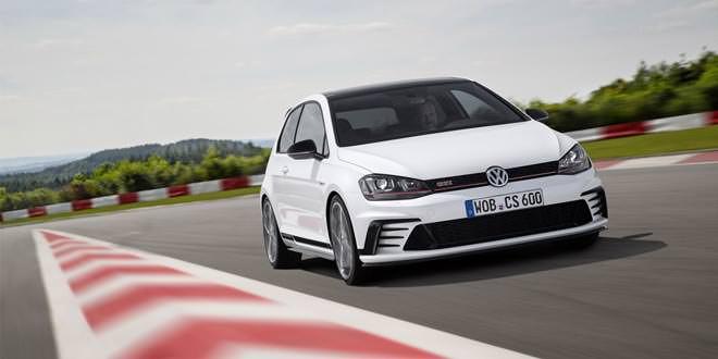 VW Golf GTI Clubsport получит облегчённую версию