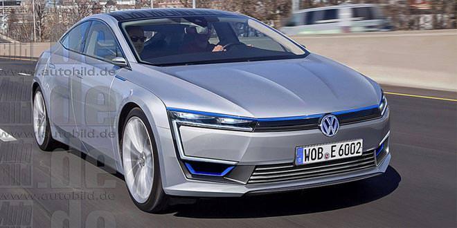 Volkswagen выпустит конкурента для Prius на базе XL1