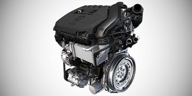 Моторная гамма Volkswagen пополнилась новым агрегатом EA211 TSI