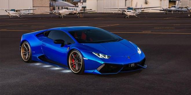 Фото Lamborghini Huracan от Sunus Motorsport, 16 шт.