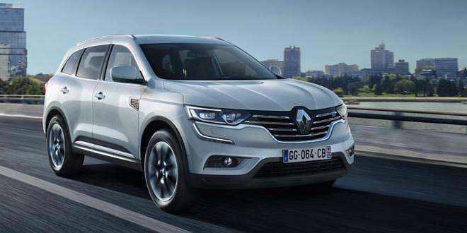 В Пекине показали новый Renault Koleos (39 фото)