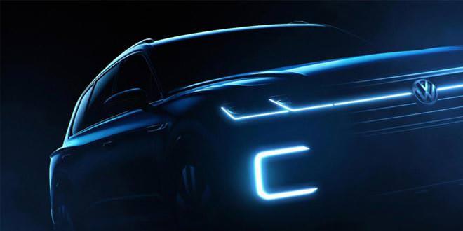 Volkswagen покажет в Пекине новый прототип