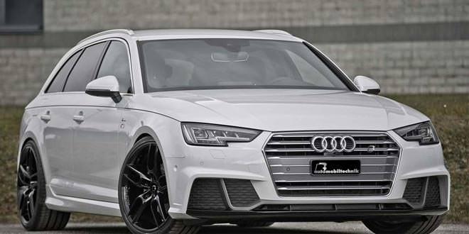 Подготовлен тюнинг Audi A4 Avant от B&B Automobiltechnik