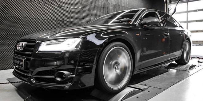 В Mcchip-DKR подготовили тюнинг для Audi S8 Plus