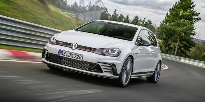 Представлен самый мощный Volkswagen Golf в истории (41 фото)