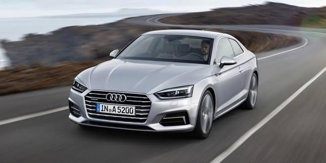 Рассекречено купе Audi A5 второго поколения (38 фото, видео)