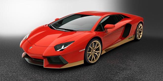 Lamborghini посвятила особый Aventador 50-летию Miura