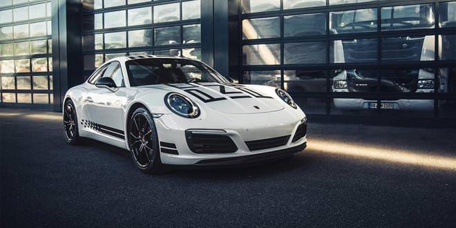 Подготовлен особый Porsche 911 Carrera S в честь гонок на выносливость
