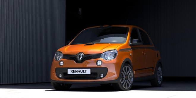 Хэтчбек Renault Twingo получил «заряженную» версию GT