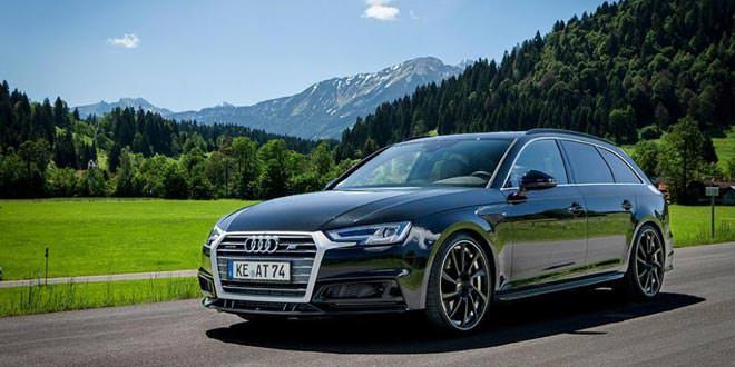 Универсал Audi A4 Avant получил апгрейд от ABT Sportsline