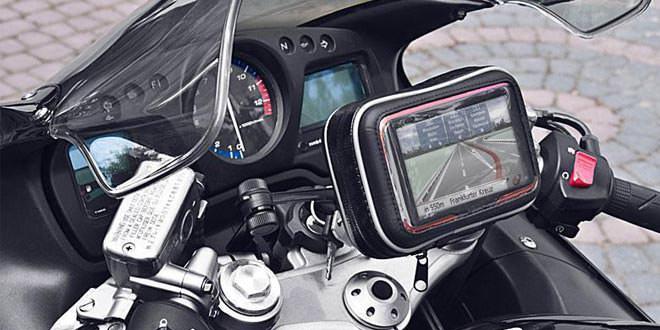 Держатель телефона на мотоцикл