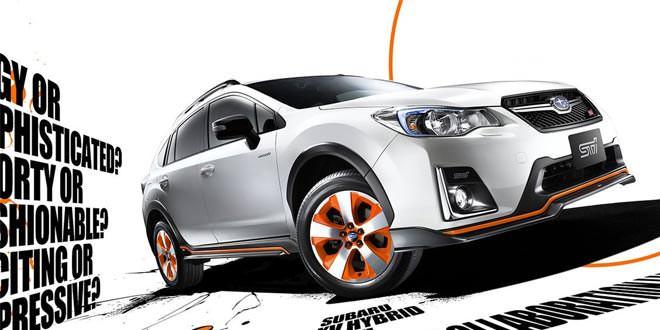 Хэтчбек Subaru XV получил заряженную гибридную версию