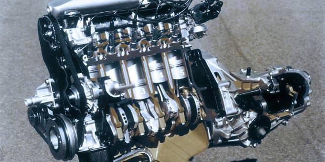 Пятицилиндровый двигатель Audi празднует 40-летие